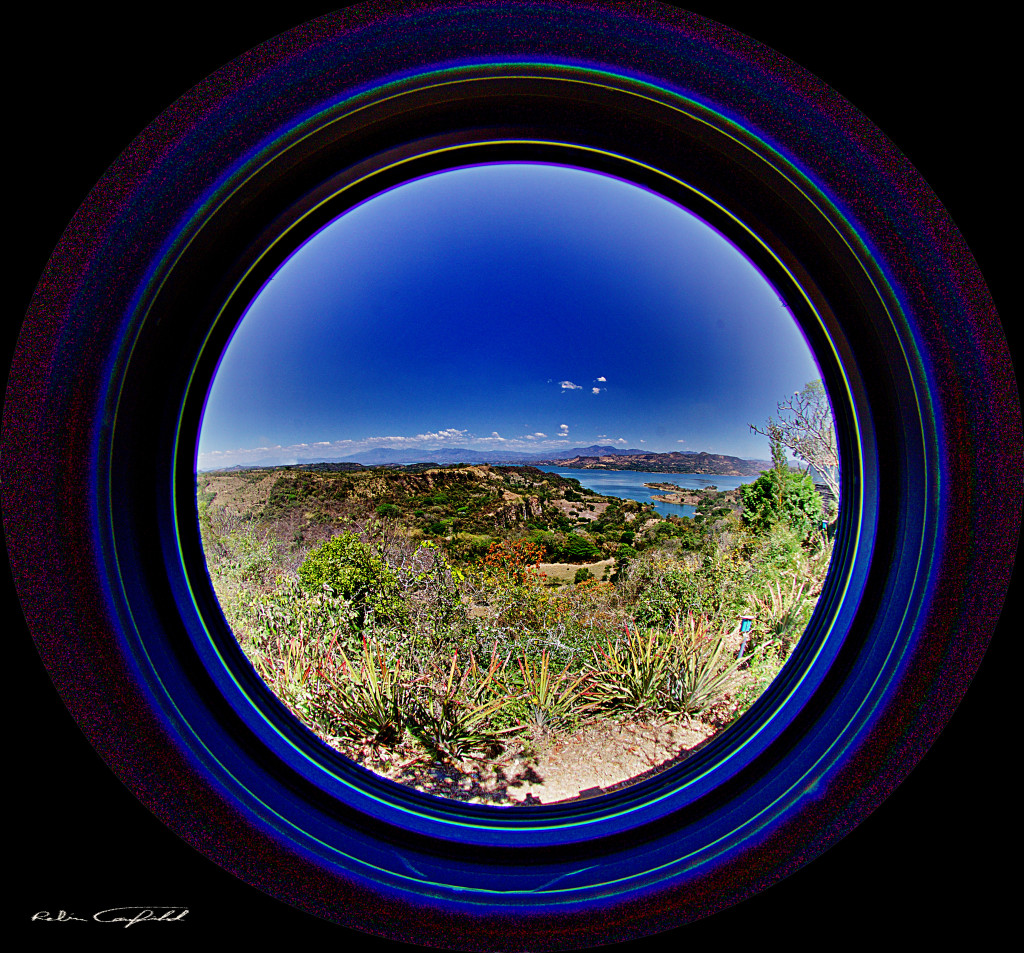 Fun travels around the Rio Lempa with a 4mm fisheye lens and HDR. El Salvador, 2015